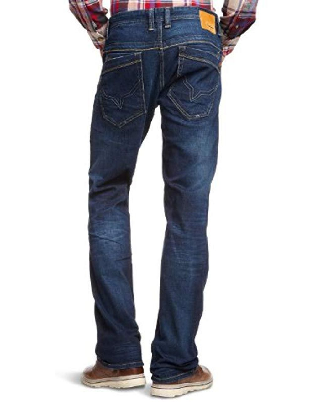 NEU PEPE Jeans KINGSTON Z45 Regular Fit Dunkelblau