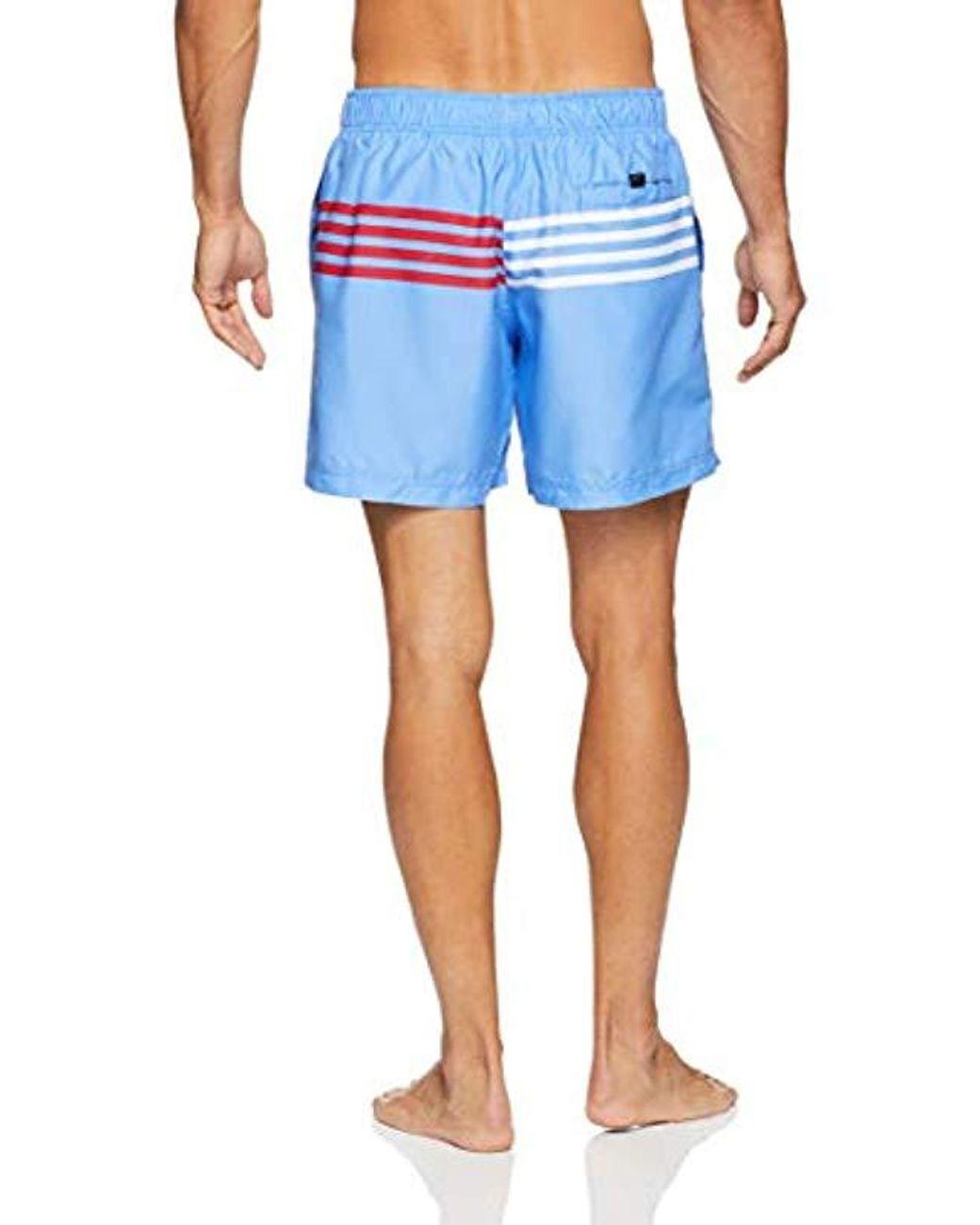 Tommy Hilfiger Logo Medium Drawstring Short de Bain: Amazon