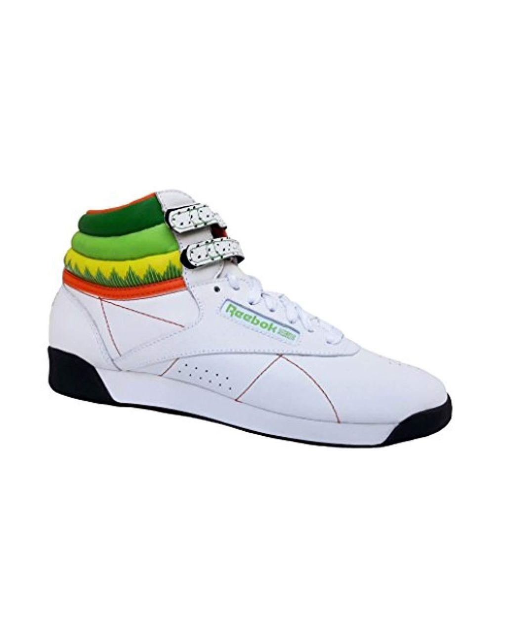 Reebok BB7700 Mid Woman V48316 grey//white//candy//blue Schuhe//Sneaker