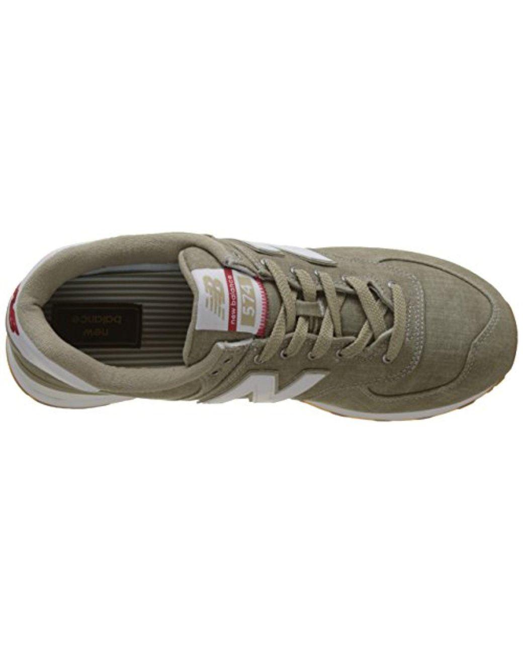 sports shoes aac04 67b4f Women's Natural Ml574ylc