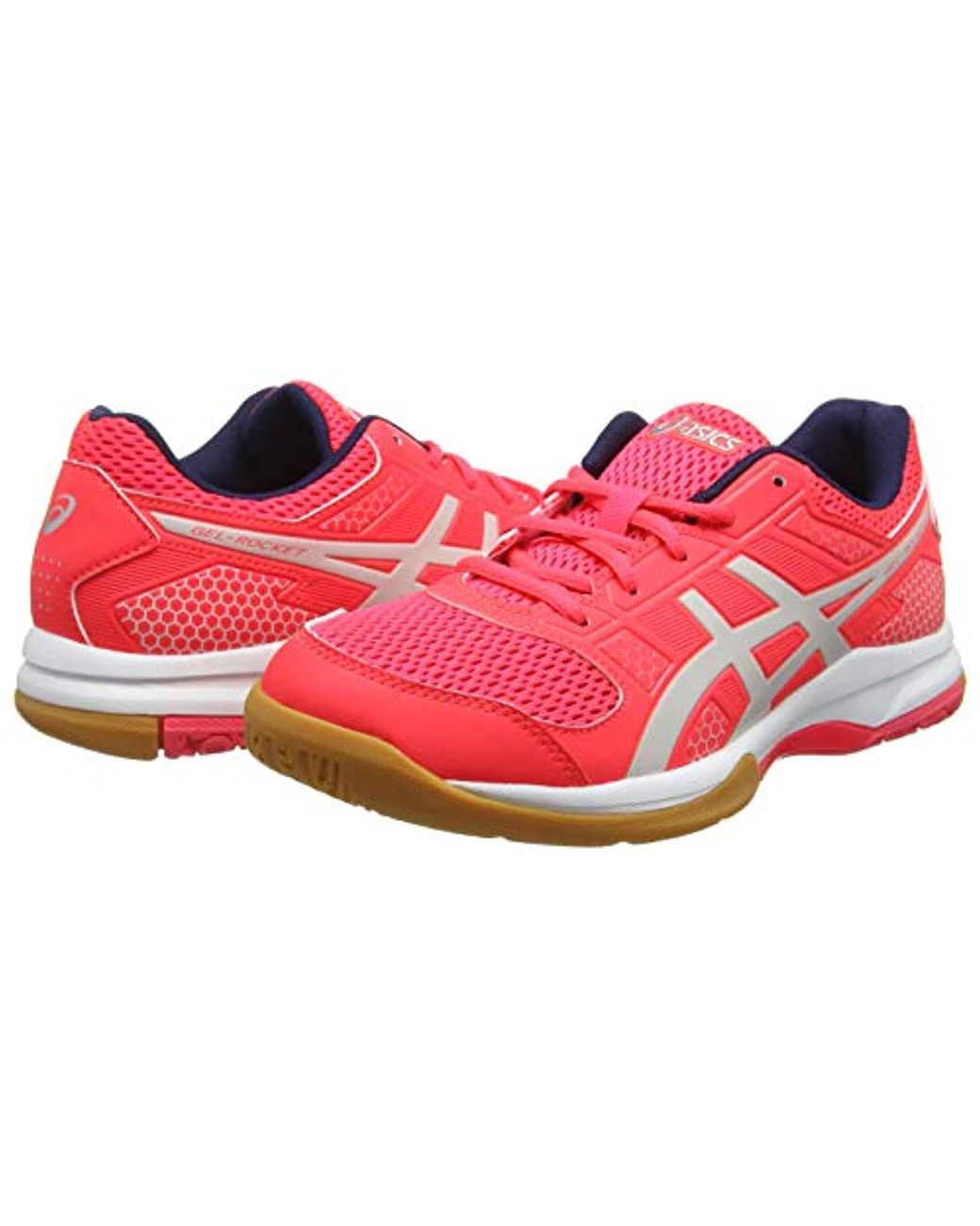 c8ff6628bafc2 Asics Gel-rocket 8 Volleyball Shoes in Pink - Save 34% - Lyst