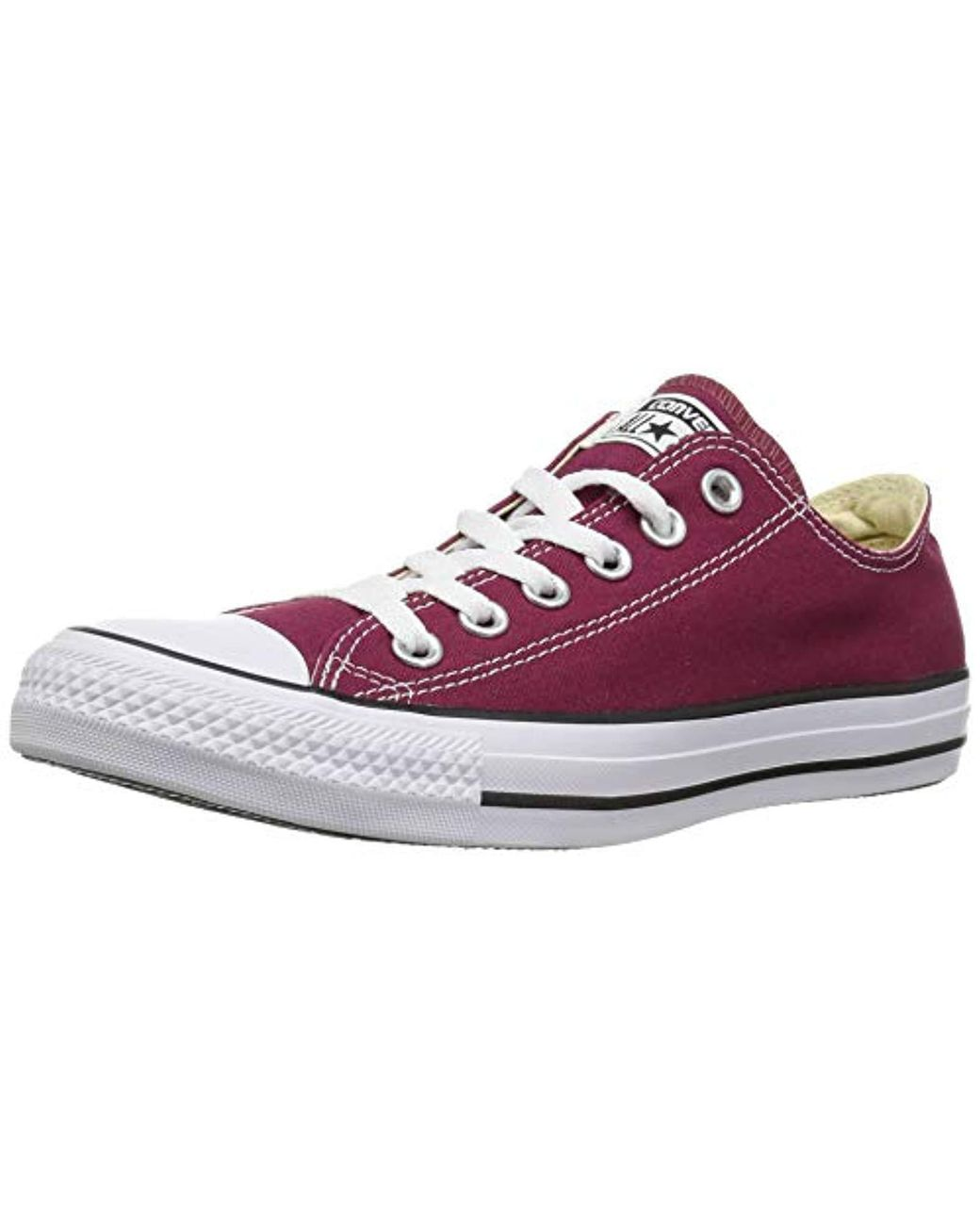 00d5a4a0966a Converse. Red Unisex Adult Chuck Taylor All Star Adult Seasonal Ox Trainers