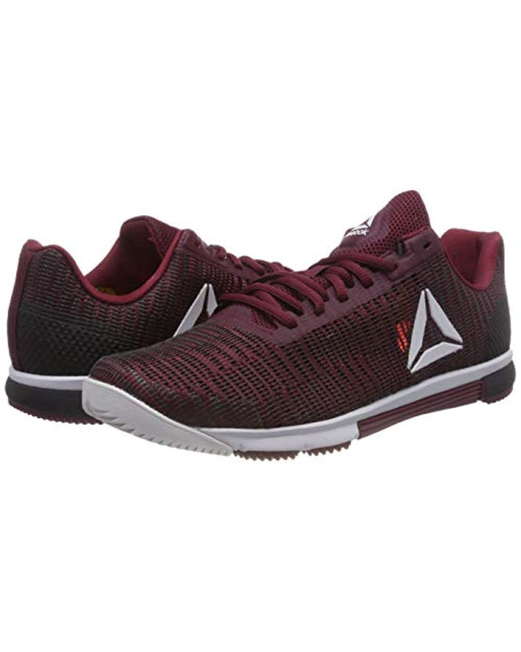 5bcc8fd2a381d Reebok Speed Tr Flexweave Cross Trainer in Red for Men - Save 44% - Lyst