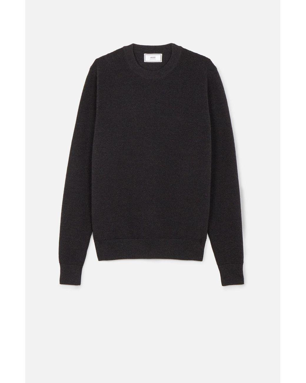 Goodthreads Mens Soft Cotton Rib Stitch Crewneck Sweater Brand