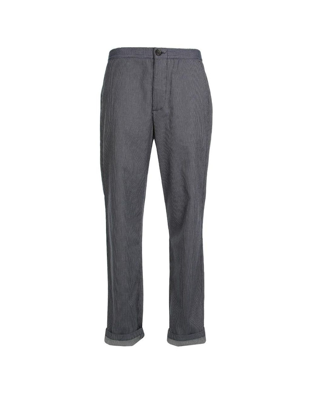 Navy Oliver Spencer Trousers Armitage