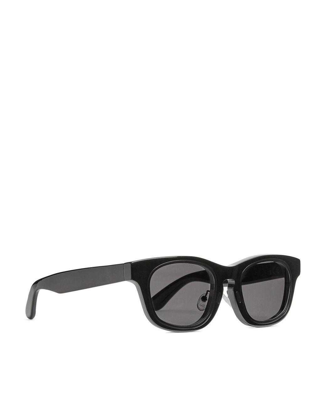 996ec2dc11e4 ARKET Wellington Acetate Sunglasses in Black for Men - Lyst