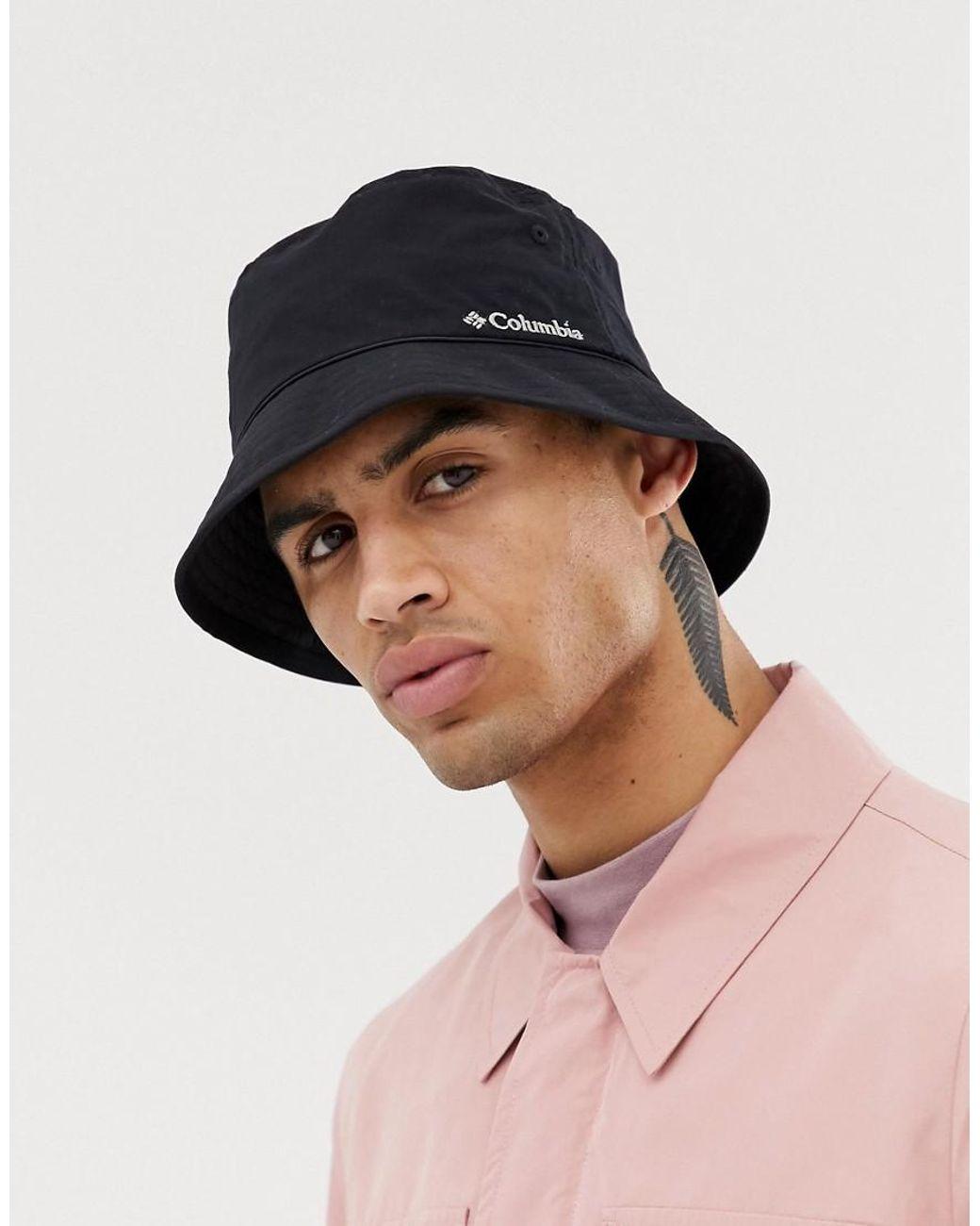 796953e06 Men's Pine Mountain Bucket Hat In Black