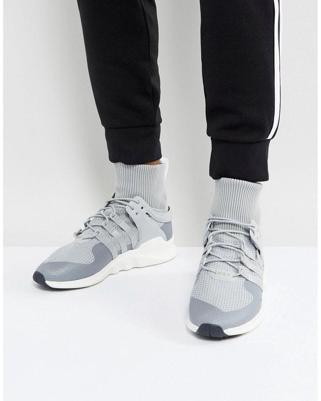 EQT Support ADV Winter BZ0641 Sneaker in Grau