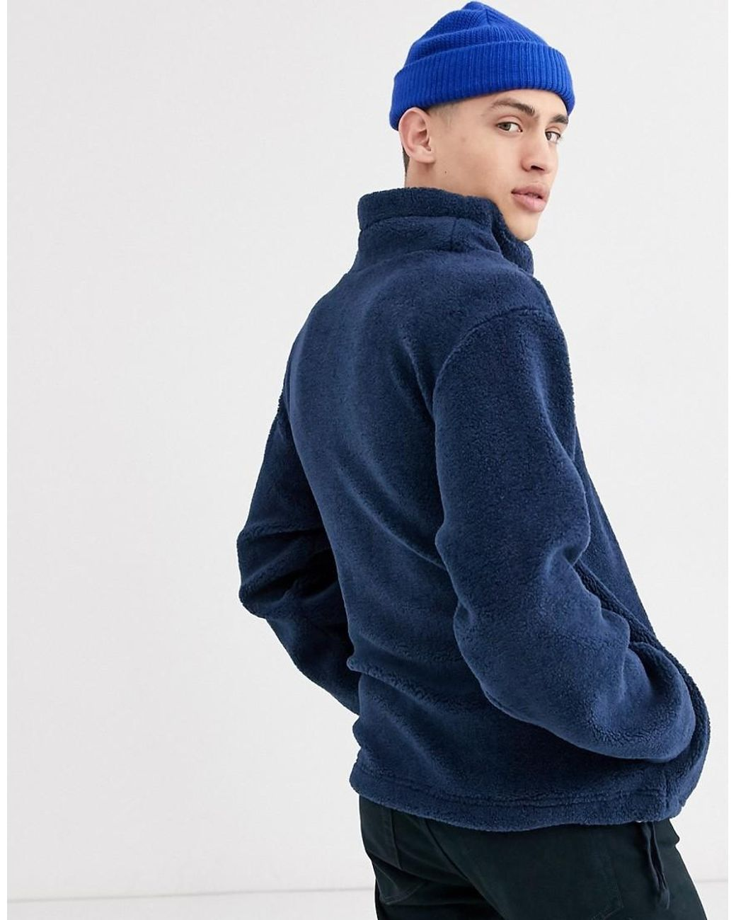 J.Lindeberg Mens Abe Print Knit Sweater