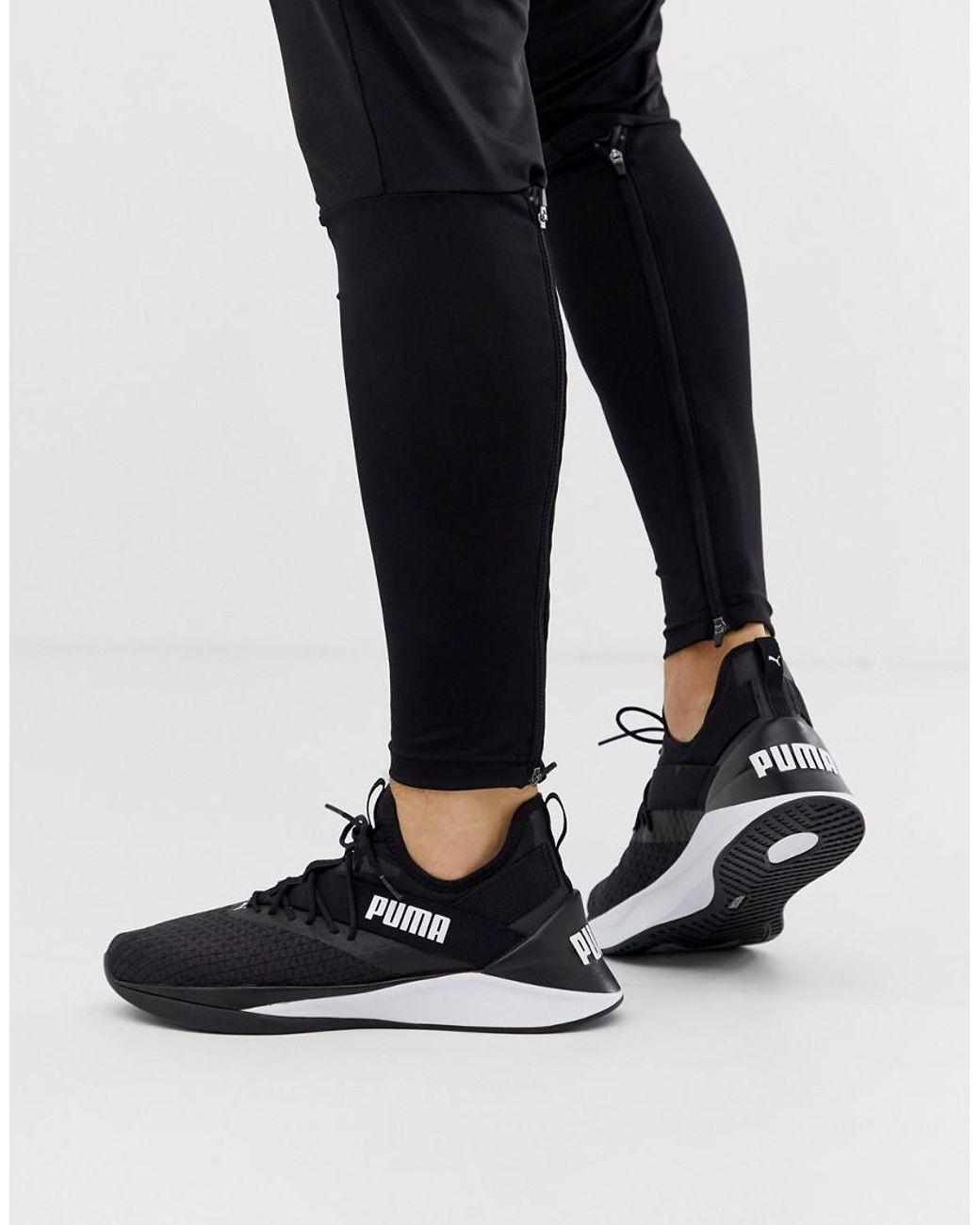 33155c967 Zapatillas de deporte en negro Jaab XT de PUMA de hombre de color Negro -  Lyst