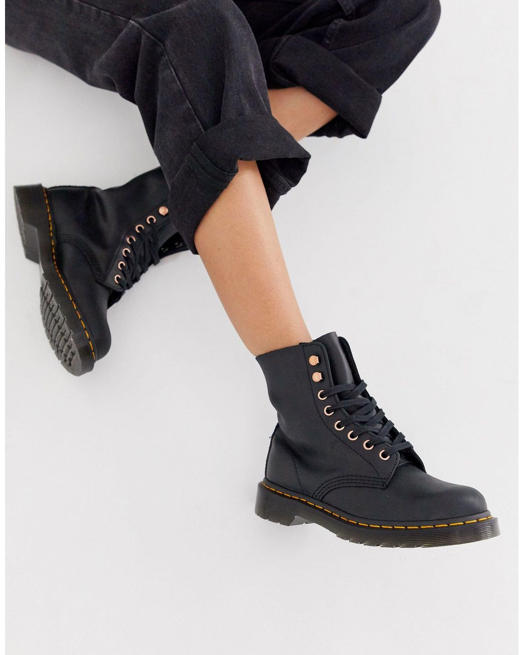Dr. Martens 1460 Soapstone Leather