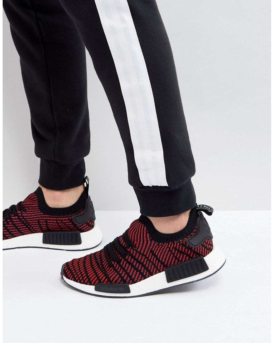 adidas NMD_R1 STLT PK CQ2385: Amazon.co.uk: Shoes & Bags