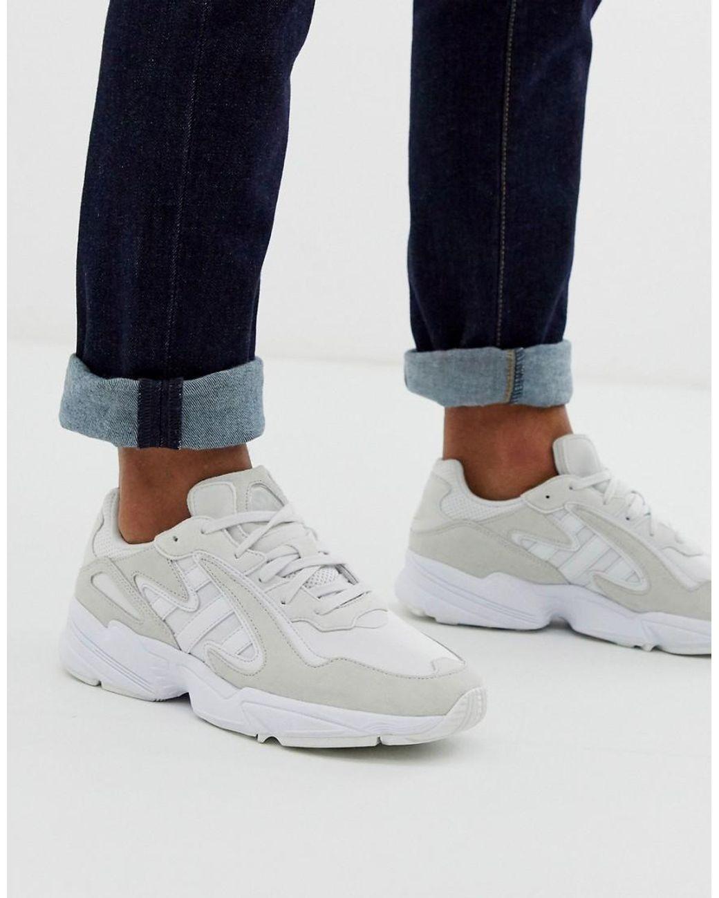 adidas Yung 96 Shoes White | adidas Belgium