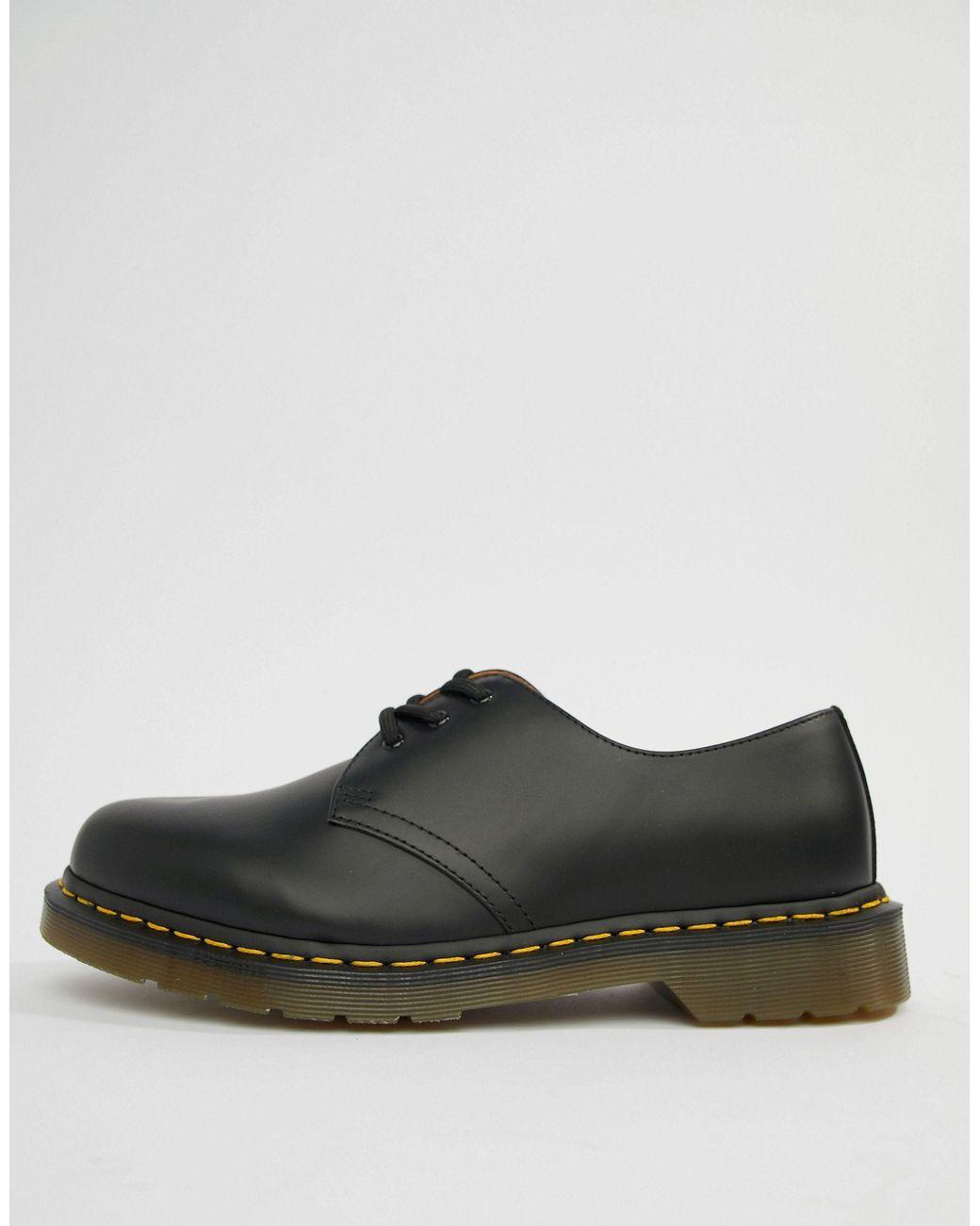 dr martens 3 eye shoe