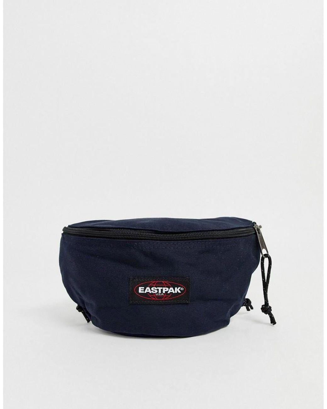 gratis verzending super goedkoop fabrieksprijs Eastpak Springer Bum Bag In Navy 2l in Blue for Men - Lyst