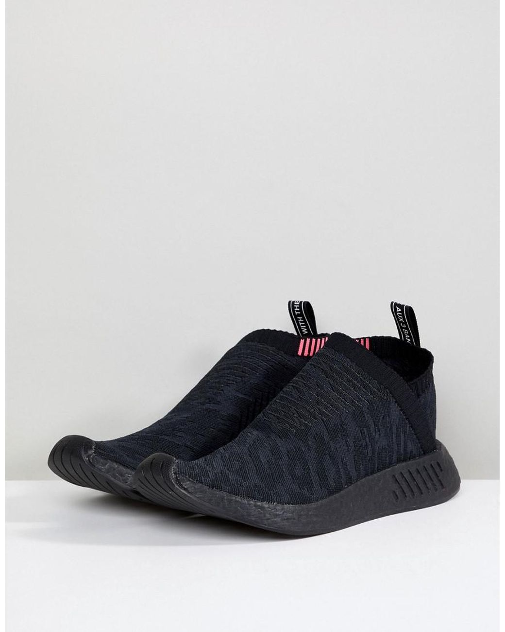 sold worldwide good service huge inventory Nmd Cs2 Primeknit Boost Trainers In Black Cq2373