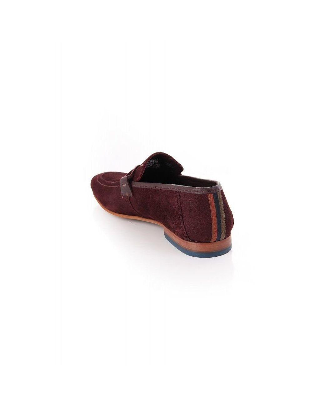 Ted Baker Suede Siblac Mens