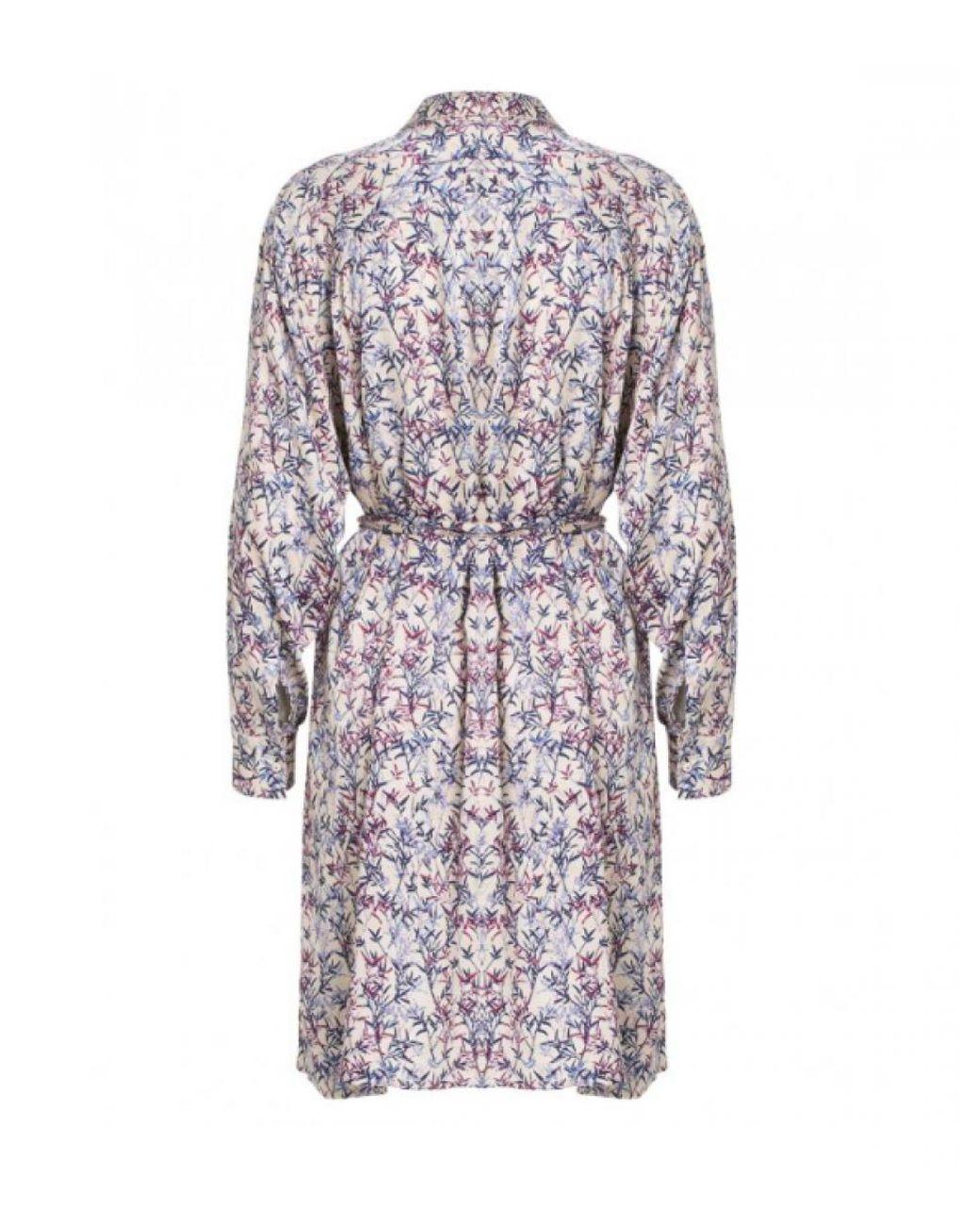 93cc52376e60a Munthe Truffle Dress Ivory - Lyst