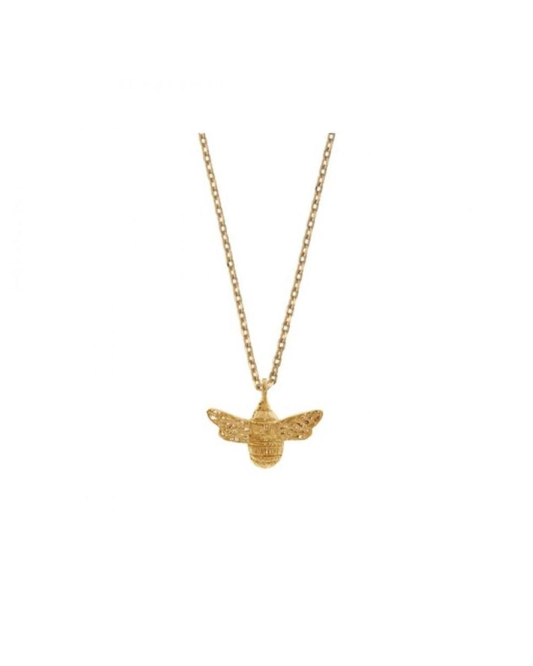 fb53af92881f85 Lyst - Estella Bartlett Bumblebee Gold Plated Necklace in Metallic