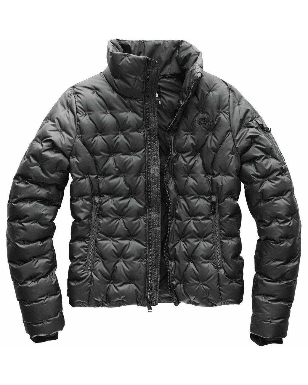 e894f1804 Women's Gray Holladown Crop Down Jacket