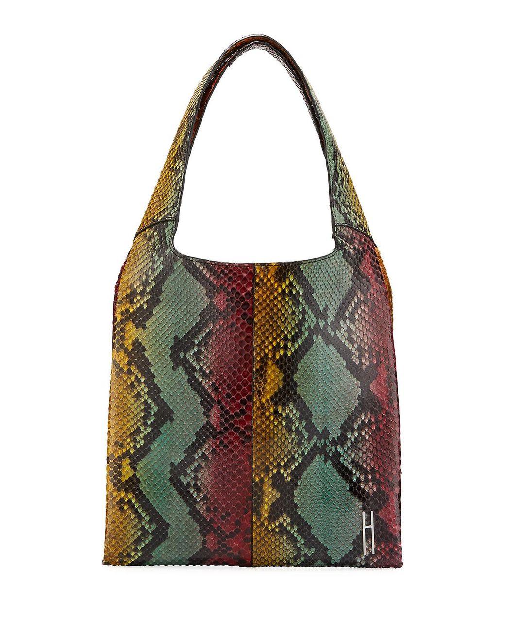 92ddcc4e316a Hayward. Women's Grand Shopper Python Tote Bag. $2,450 From Bergdorf Goodman