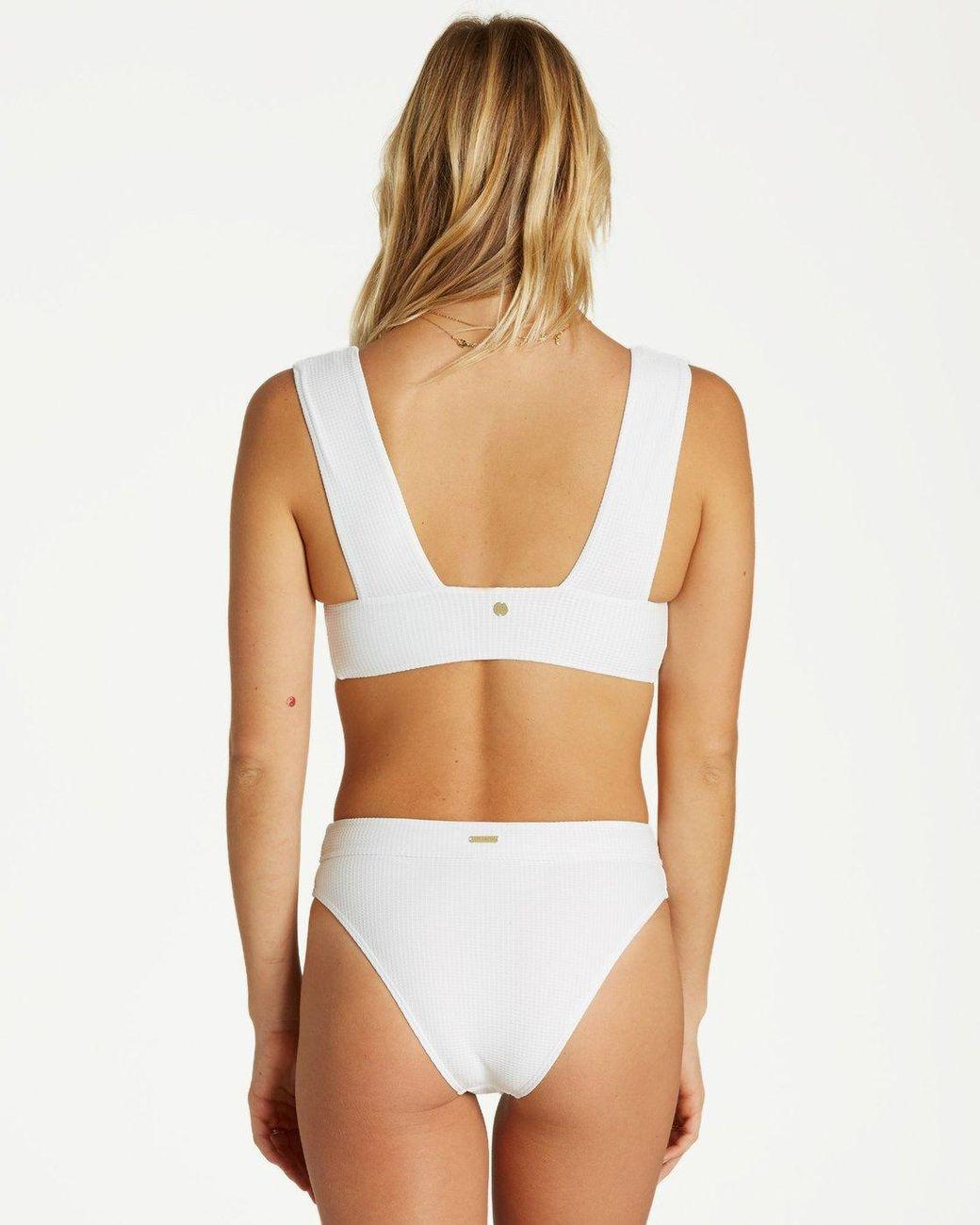 South Point Multi Color Print Ruffle Bodice Line Tankini Top Swimwear MSRP $44