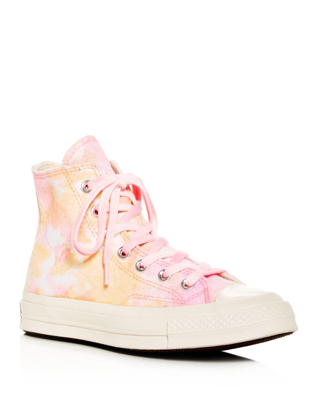 a5dea5db1ad4 Converse Women s Chuck Taylor All Star 70 High-top Sneakers in Pink ...