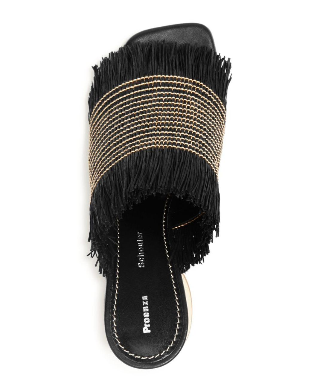 Schutz Endy Desert Brown Woven Ankle Strap Retro Block Mid Heel Sandal