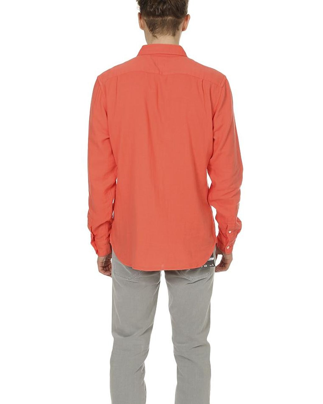 NWT HUGO BOSS C-MENZO US RED LABEL DRESS SHIRT REGULAR FIT NAVY PLAID CHECKED