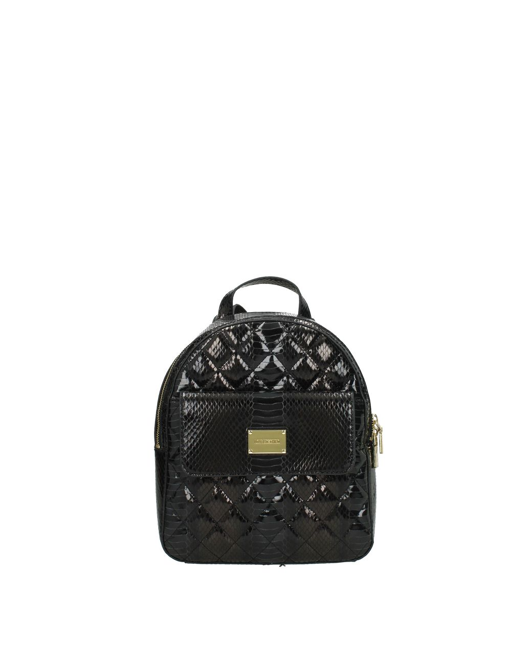 3aa6ffb5d48 Love Moschino Backpacks And Bumbags Women Black in Black - Lyst
