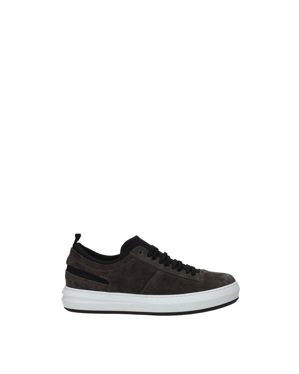 179d355ca Lyst - Ferragamo Sneakers Desert Men Gray in Black for Men