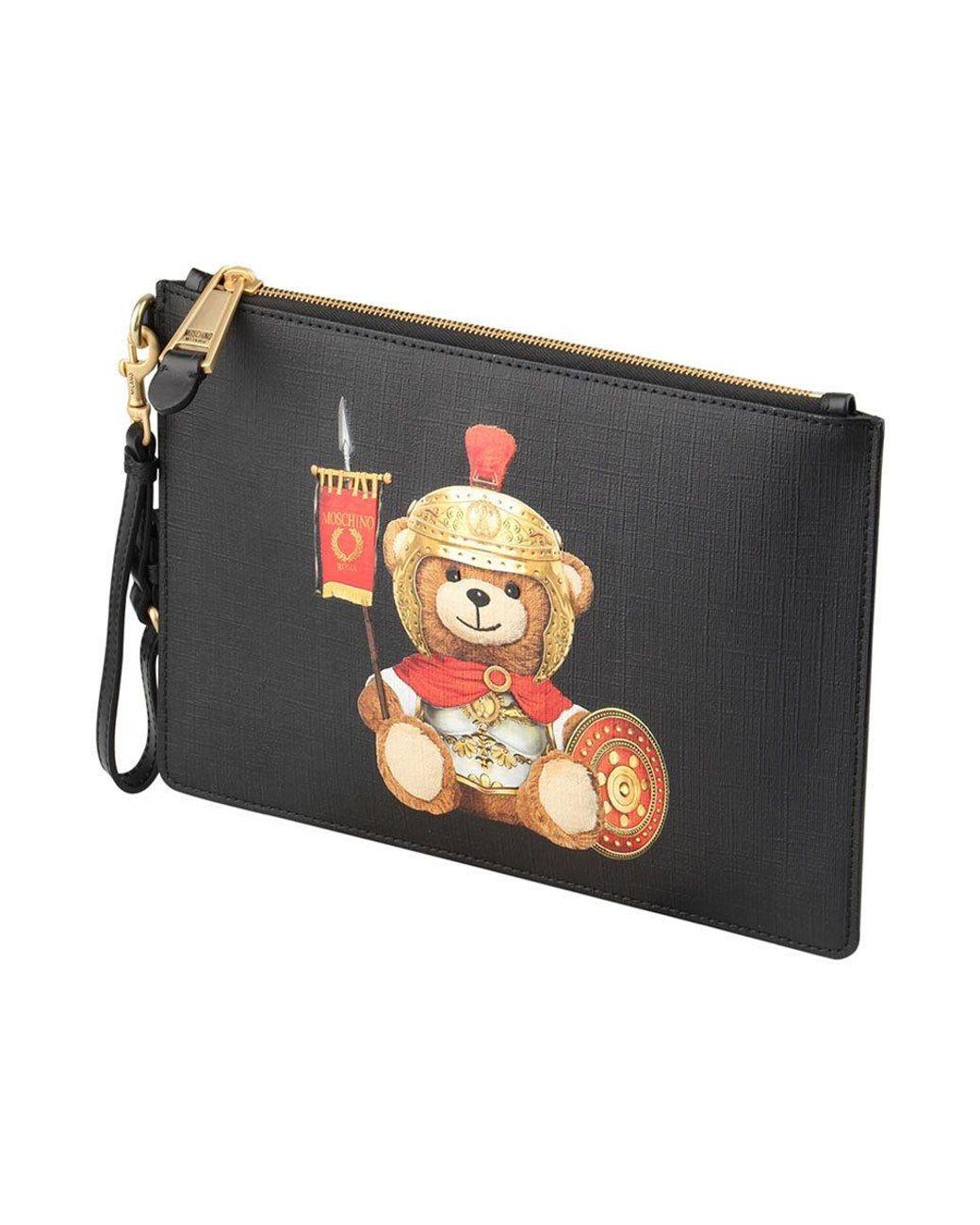 gran venta 15359 0033e Women's Bolso Clutch Teddy Bear Romano