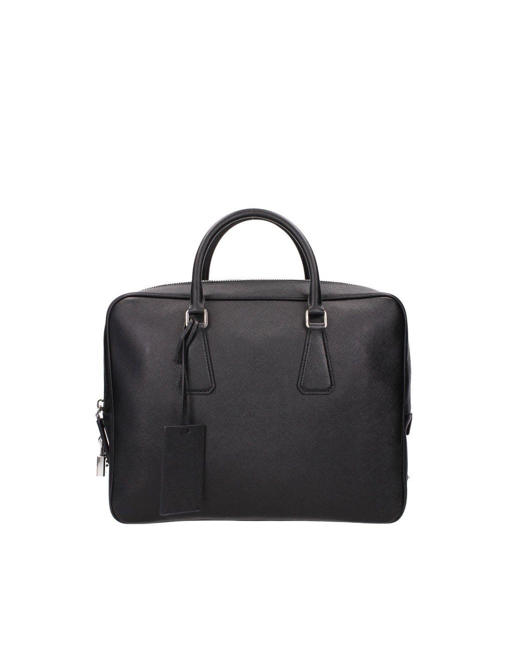 Work Bags Men Black