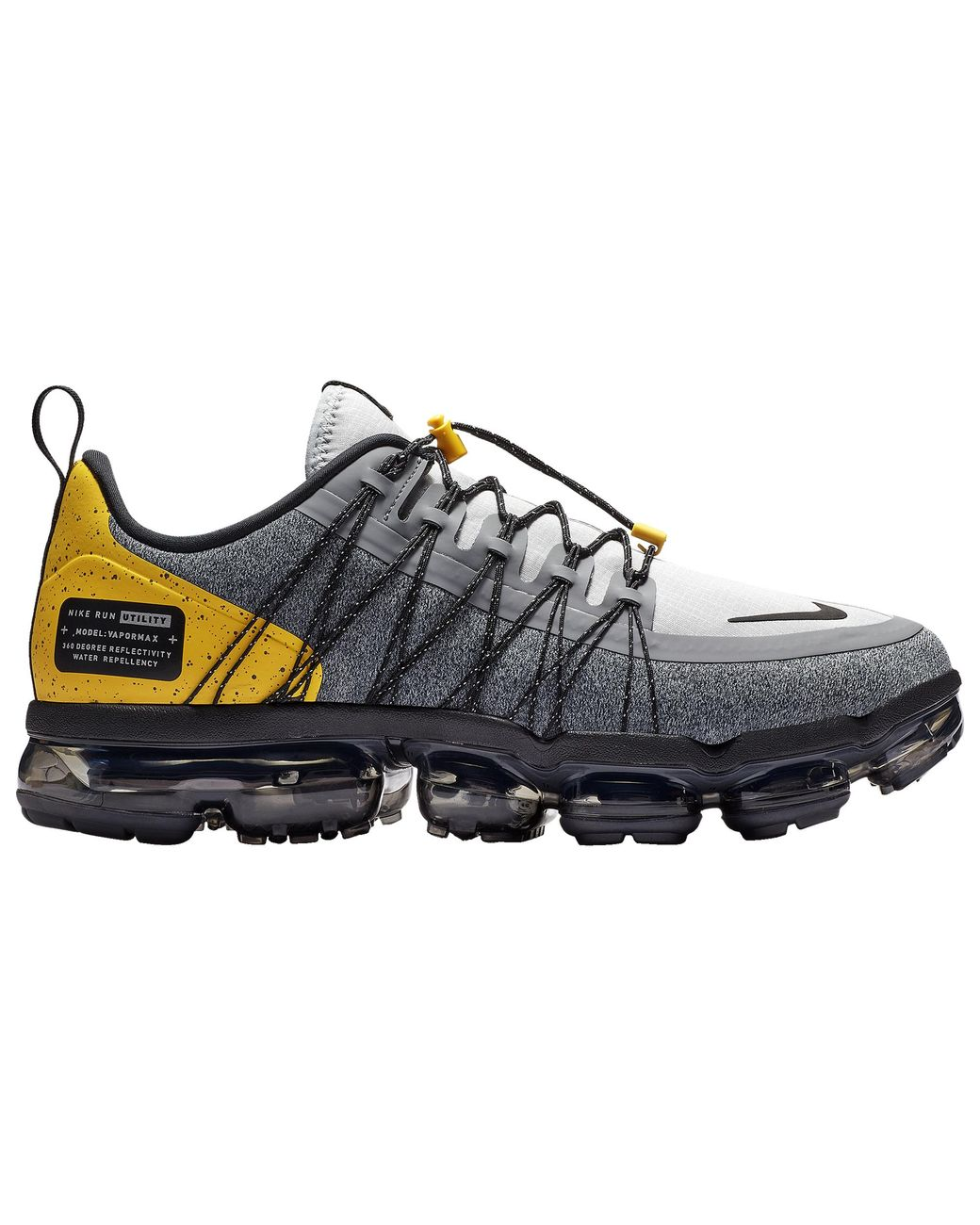 buy online 1c814 7523e Men's Gray Air Vapormax Run Utility Running Shoes