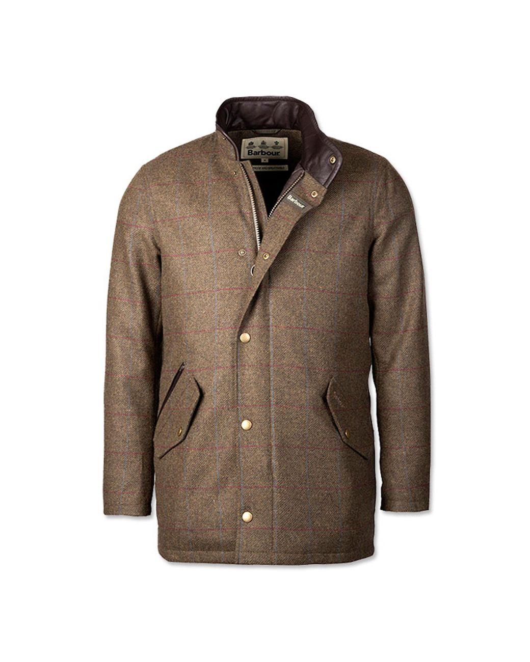 621c08b1b005 Barbour Wimbrel Wool Jacket in Green for Men - Lyst