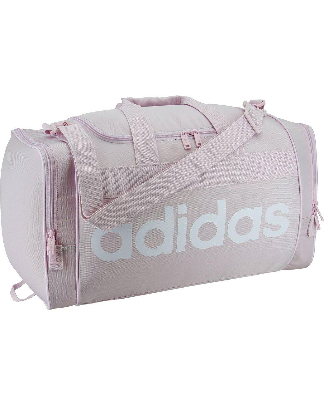 68dd7173a Adidas Santiago Duffel Bag Pink | The Shred Centre
