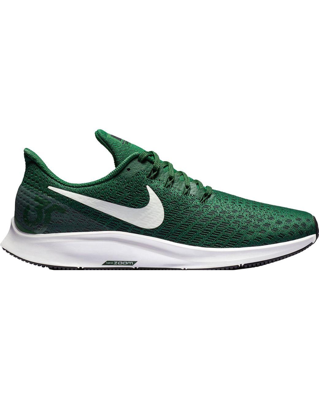 d5e8c07447b6 Lyst - Nike Air Zoom Pegasus 35 Running Shoes in Green for Men
