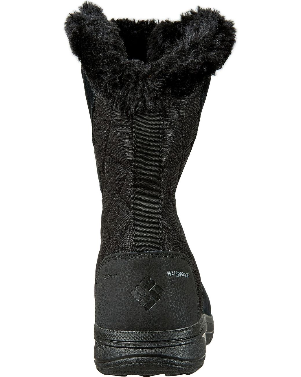 44a14970c3e0c7 Columbia Crystal Canyon 200g Waterproof Winter Boots in Black - Lyst