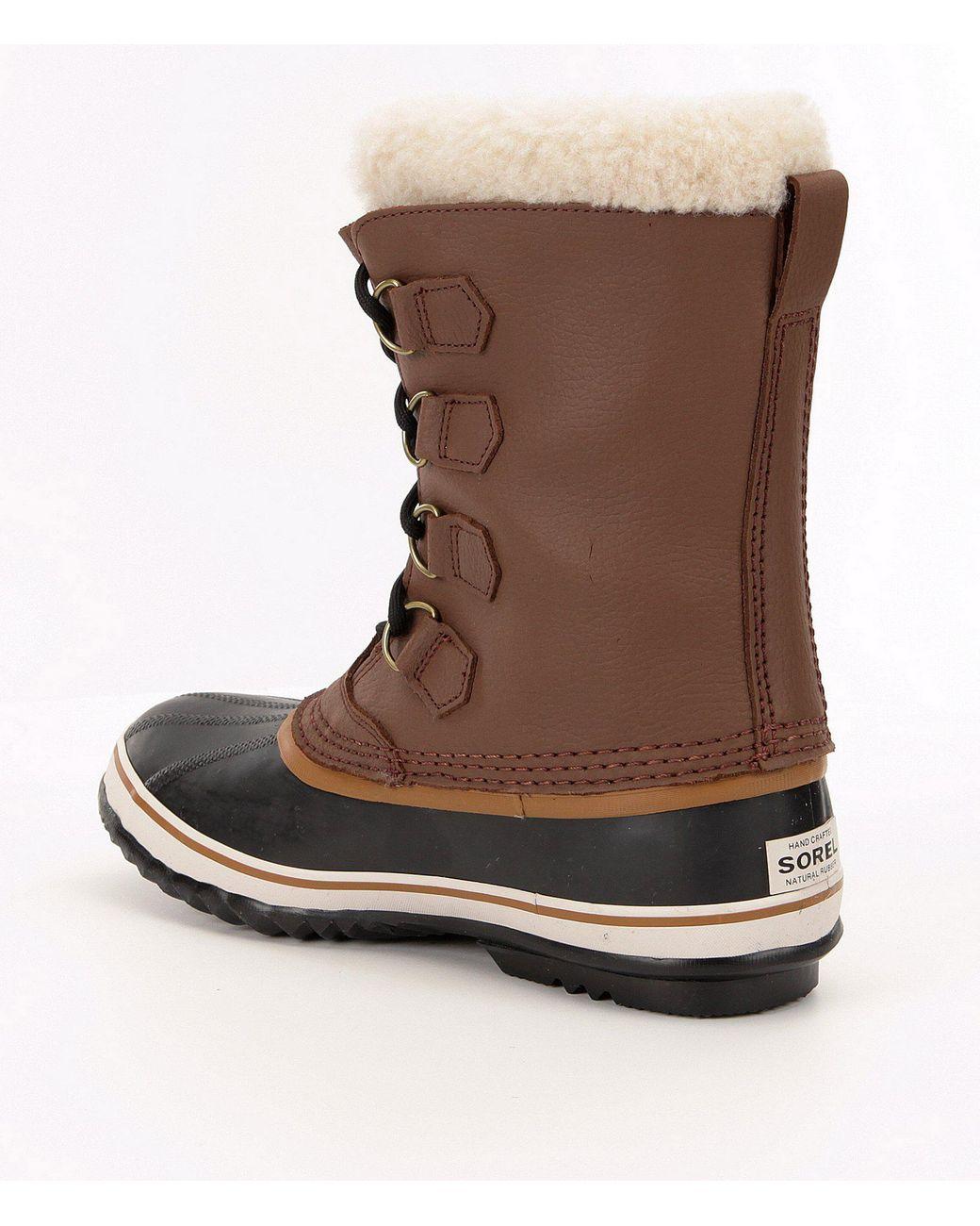 730b9016ec0 Brown Men's 1964 Pac T Waterproof Winter Boots