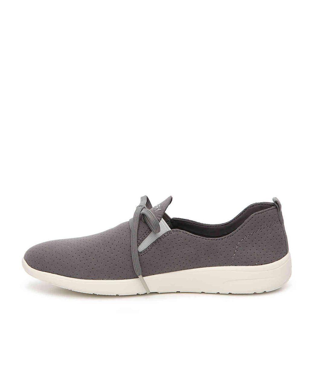 Rio Aqua Slip-on Sneaker in Grey