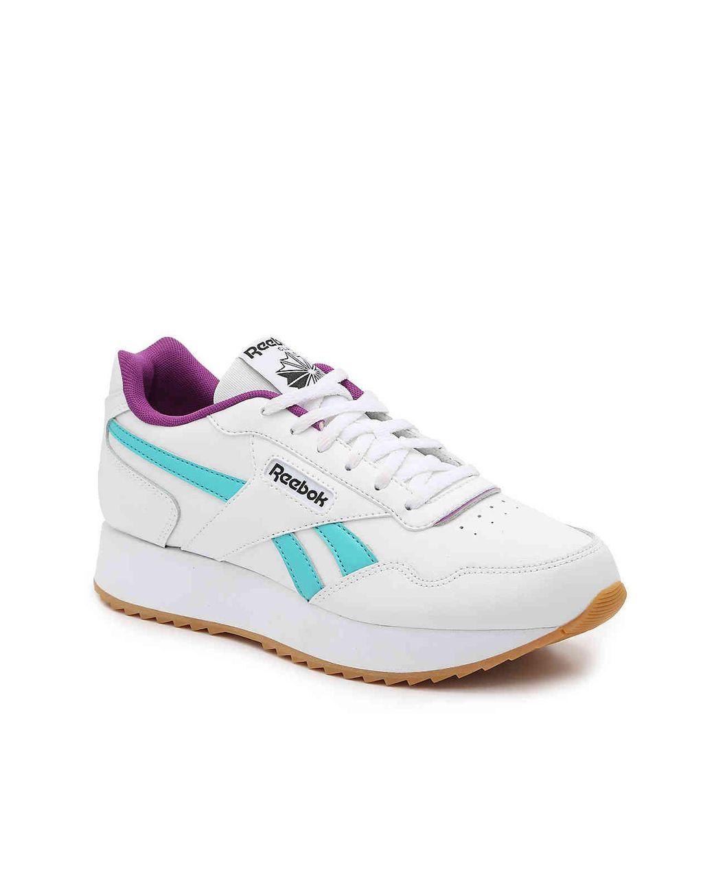 Reebok Leather Harman Platform Sneaker