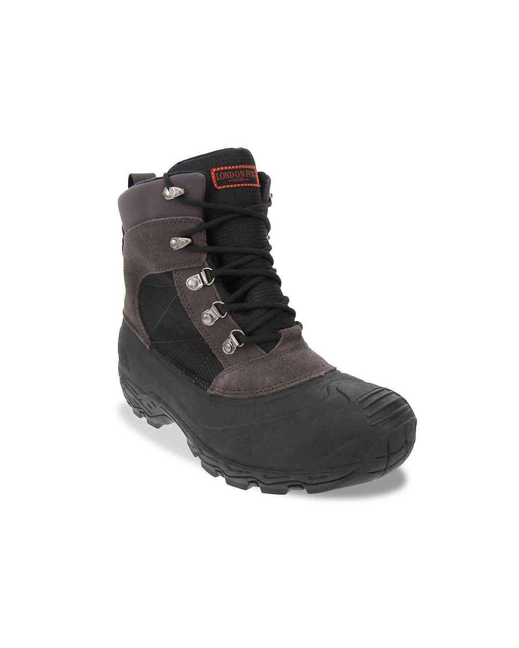 46addc3b054 Men's Gray Woodside Duck Boot