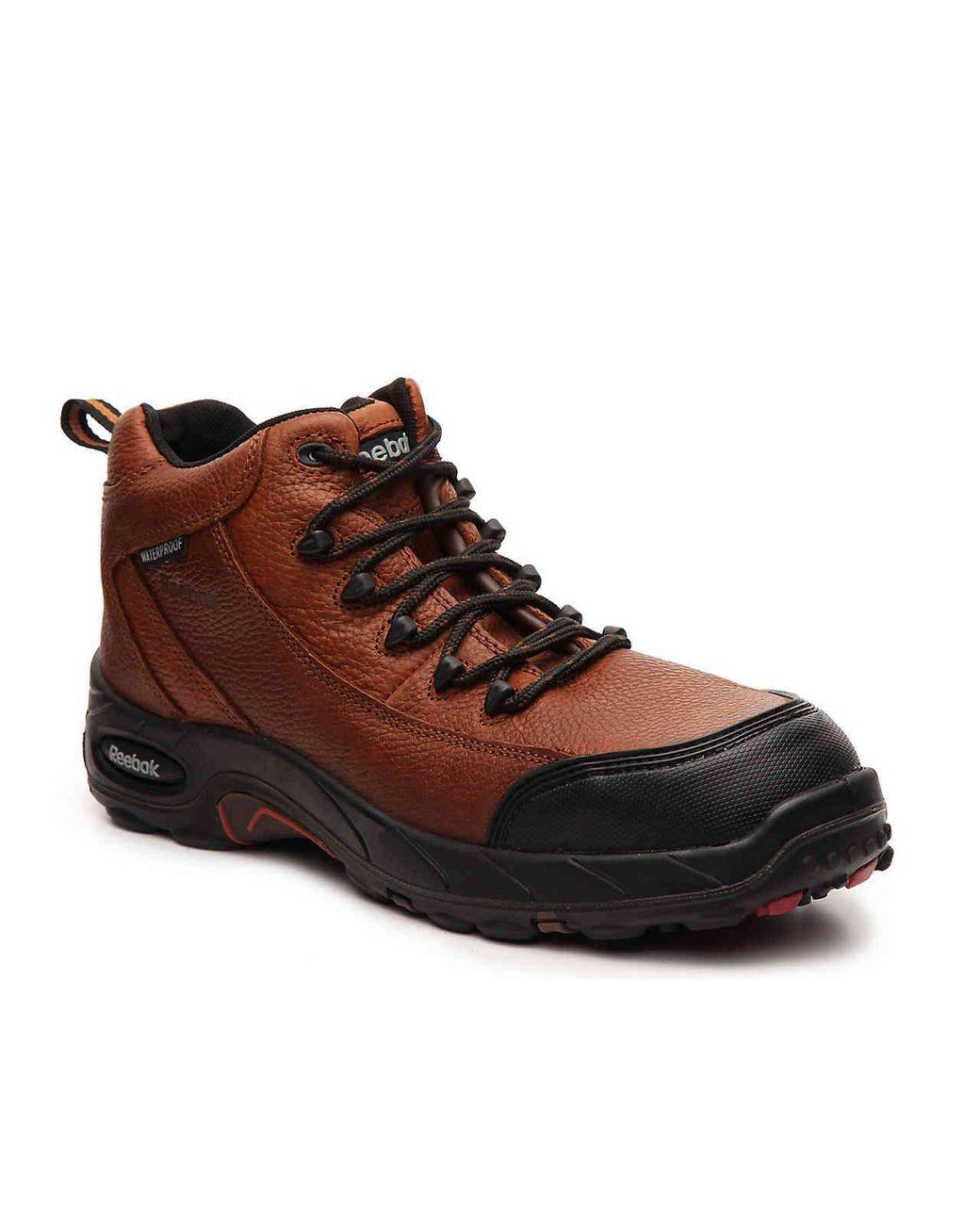 c52edcf2c7c Men's Brown Tiahawk Work Boot