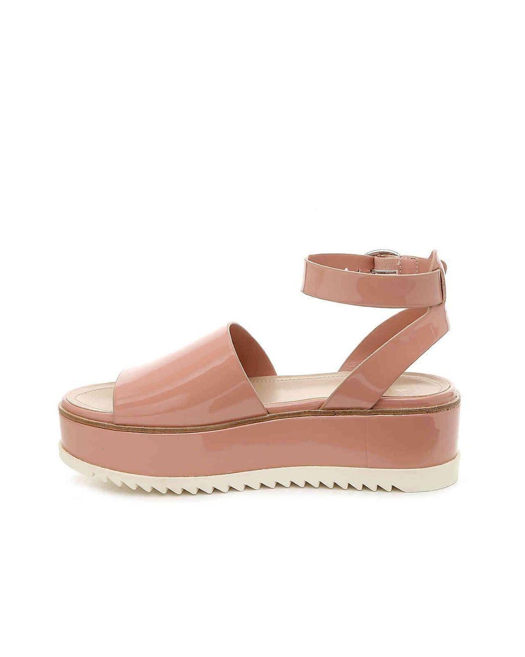 c31de7a9185 Lyst - ALDO Jadde Platform Sandal in Pink