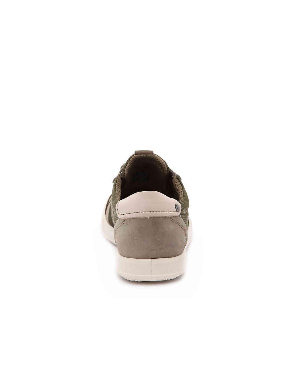 Ecco Collin 2.0 Sneaker in Olive Green
