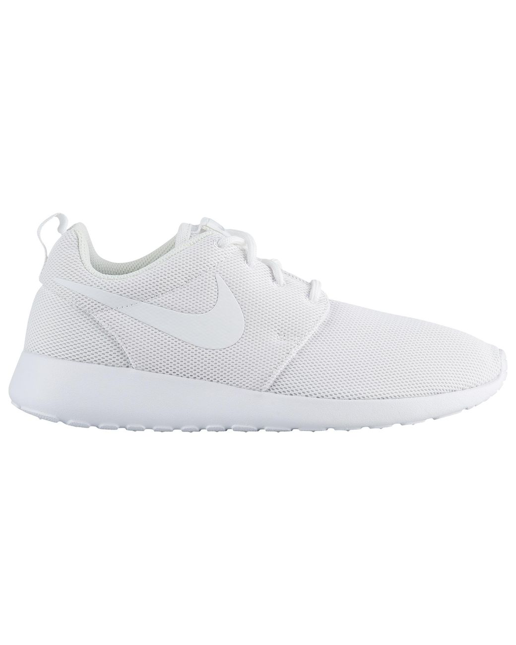 new style fdfeb a4a7f Women's White Roshe One Running Shoes