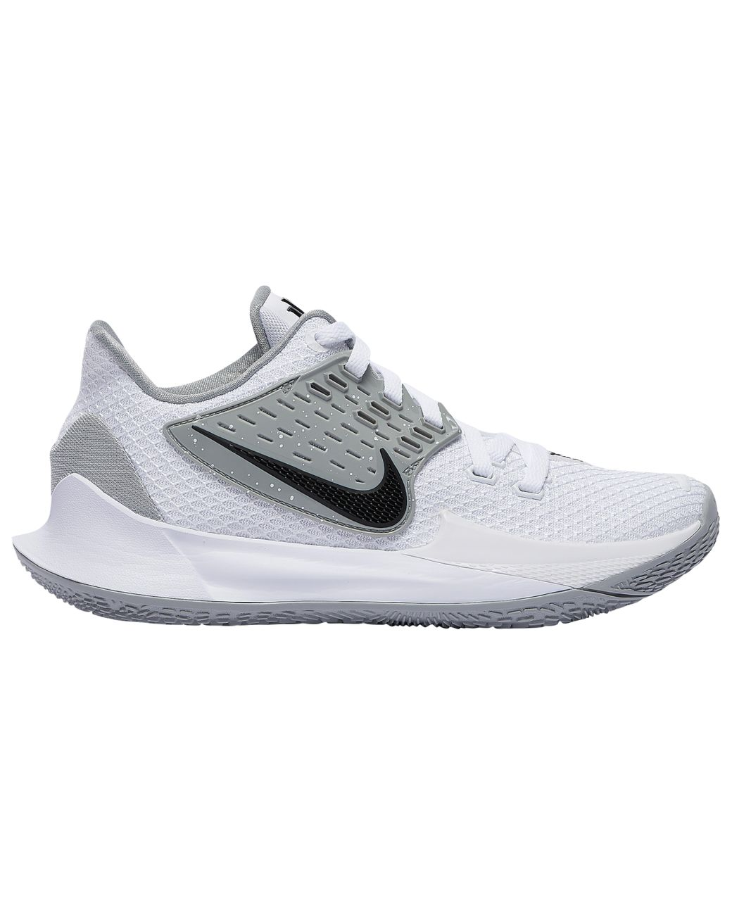 Nike Kyrie Low 2 in White/Black Silver