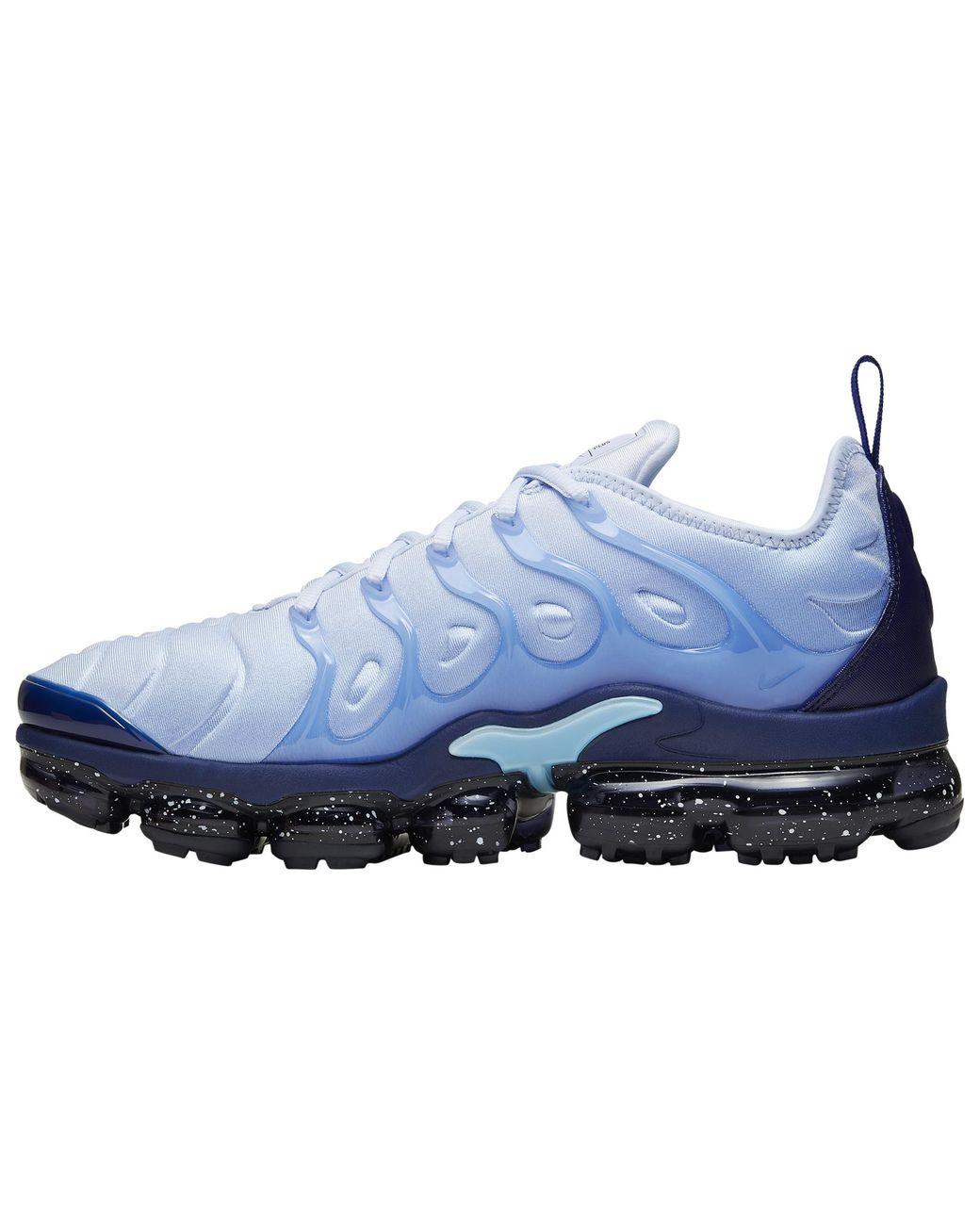 sports shoes a4bae 6ce63 Men's Blue Air Vapormax Plus Running Shoes