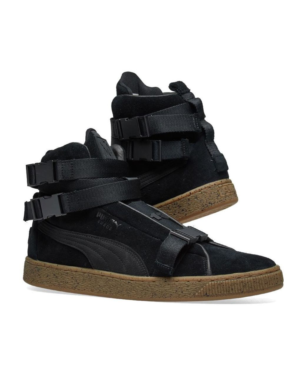 timeless design 80839 b25f8 Men's Black X The Weeknd Suede 50