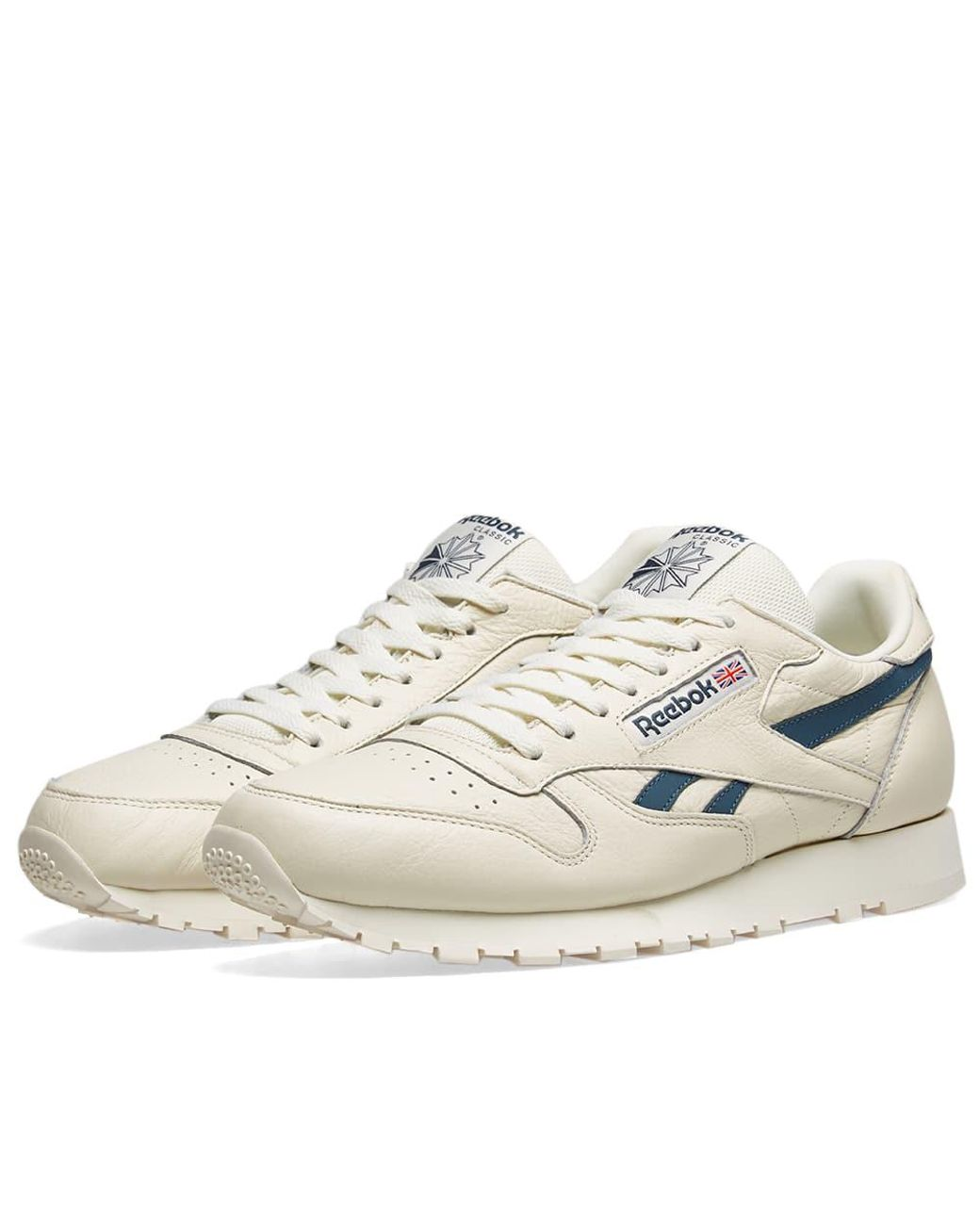 Reebok Classic Leather Vintage in White